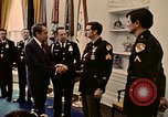 Image of President Richard Nixon Washington DC USA, 1974, second 18 stock footage video 65675071004