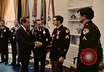 Image of President Richard Nixon Washington DC USA, 1974, second 21 stock footage video 65675071004
