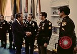 Image of President Richard Nixon Washington DC USA, 1974, second 23 stock footage video 65675071004