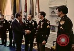 Image of President Richard Nixon Washington DC USA, 1974, second 24 stock footage video 65675071004