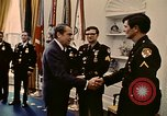Image of President Richard Nixon Washington DC USA, 1974, second 29 stock footage video 65675071004