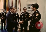 Image of President Richard Nixon Washington DC USA, 1974, second 32 stock footage video 65675071004