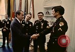 Image of President Richard Nixon Washington DC USA, 1974, second 33 stock footage video 65675071004