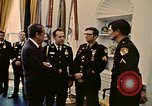 Image of President Richard Nixon Washington DC USA, 1974, second 39 stock footage video 65675071004
