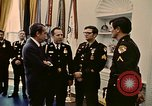 Image of President Richard Nixon Washington DC USA, 1974, second 40 stock footage video 65675071004