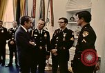 Image of President Richard Nixon Washington DC USA, 1974, second 41 stock footage video 65675071004