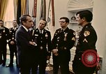 Image of President Richard Nixon Washington DC USA, 1974, second 42 stock footage video 65675071004