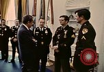 Image of President Richard Nixon Washington DC USA, 1974, second 54 stock footage video 65675071004