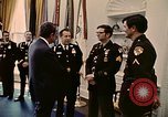 Image of President Richard Nixon Washington DC USA, 1974, second 55 stock footage video 65675071004