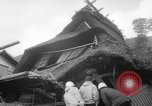 Image of twin typhoons Japan, 1966, second 36 stock footage video 65675071045