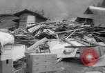 Image of twin typhoons Japan, 1966, second 61 stock footage video 65675071045