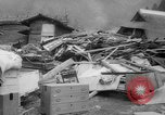 Image of twin typhoons Japan, 1966, second 62 stock footage video 65675071045