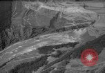 Image of hydro electric project British Columbia Canada, 1965, second 11 stock footage video 65675071049