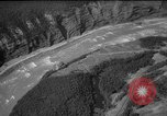 Image of hydro electric project British Columbia Canada, 1965, second 15 stock footage video 65675071049
