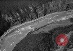 Image of hydro electric project British Columbia Canada, 1965, second 16 stock footage video 65675071049