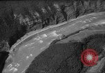 Image of hydro electric project British Columbia Canada, 1965, second 17 stock footage video 65675071049