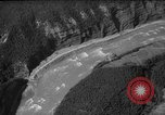 Image of hydro electric project British Columbia Canada, 1965, second 18 stock footage video 65675071049