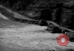 Image of hydro electric project British Columbia Canada, 1965, second 25 stock footage video 65675071049