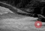 Image of hydro electric project British Columbia Canada, 1965, second 27 stock footage video 65675071049