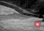Image of hydro electric project British Columbia Canada, 1965, second 28 stock footage video 65675071049