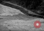 Image of hydro electric project British Columbia Canada, 1965, second 29 stock footage video 65675071049