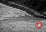 Image of hydro electric project British Columbia Canada, 1965, second 30 stock footage video 65675071049