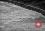 Image of hydro electric project British Columbia Canada, 1965, second 33 stock footage video 65675071049