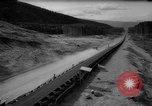 Image of hydro electric project British Columbia Canada, 1965, second 57 stock footage video 65675071049