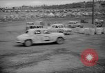 Image of jalopies crashed at demolition derby United Kingdom, 1965, second 36 stock footage video 65675071050