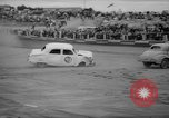 Image of jalopies crashed at demolition derby United Kingdom, 1965, second 47 stock footage video 65675071050