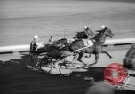Image of harness racing Du Quoin Illinois USA, 1965, second 23 stock footage video 65675071051