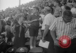 Image of harness racing Du Quoin Illinois USA, 1965, second 29 stock footage video 65675071051