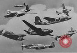 Image of 9th Army Air Force European Theater, 1944, second 3 stock footage video 65675071074