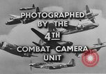 Image of 9th Army Air Force European Theater, 1944, second 16 stock footage video 65675071074