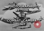 Image of 9th Army Air Force European Theater, 1944, second 18 stock footage video 65675071074