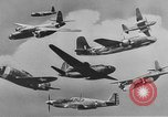 Image of 9th Army Air Force European Theater, 1944, second 21 stock footage video 65675071074