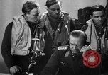 Image of German pilots Eastern Front, 1942, second 13 stock footage video 65675071078
