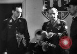 Image of German pilots Eastern Front, 1942, second 21 stock footage video 65675071078