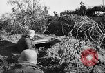 Image of German infantry Nettuno Italy, 1944, second 7 stock footage video 65675071081