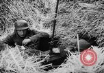 Image of German infantry Nettuno Italy, 1944, second 59 stock footage video 65675071081