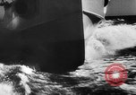 Image of German torpedo Schnellboots aka S boats Atlantic Ocean, 1942, second 28 stock footage video 65675071082