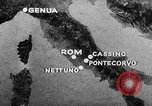Image of German infantry Cassino Italy, 1944, second 1 stock footage video 65675071085