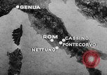 Image of German infantry Cassino Italy, 1944, second 6 stock footage video 65675071085