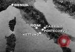 Image of German infantry Cassino Italy, 1944, second 7 stock footage video 65675071085