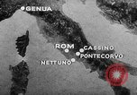 Image of German infantry Cassino Italy, 1944, second 9 stock footage video 65675071085