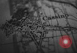 Image of German infantry Cassino Italy, 1944, second 22 stock footage video 65675071085