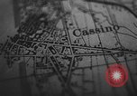 Image of German infantry Cassino Italy, 1944, second 24 stock footage video 65675071085