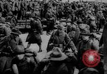 Image of American troops France, 1917, second 62 stock footage video 65675071098