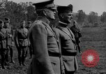 Image of Allied troops France, 1917, second 24 stock footage video 65675071100