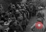 Image of US Army chow line World War I France, 1917, second 40 stock footage video 65675071103